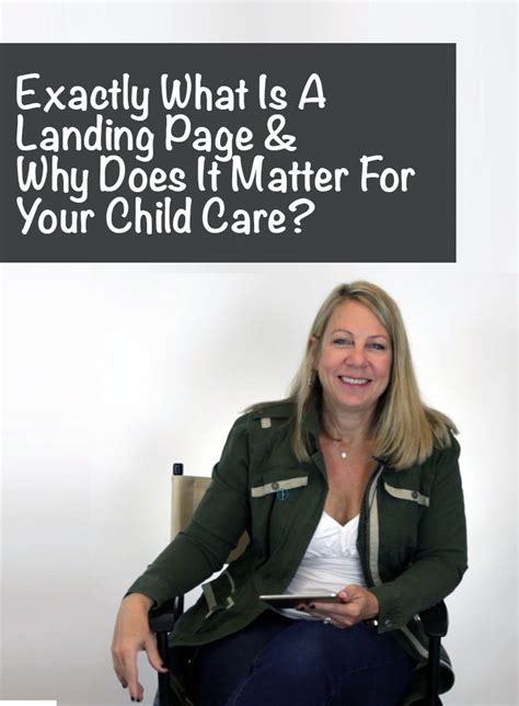 Exactly How Using A Consultant Can Benefit You by Exactly What Is A Landing Page And How Can It Help You