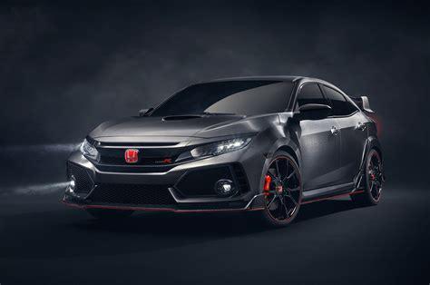 Honda Civic Type R Production Model To Debut In Geneva