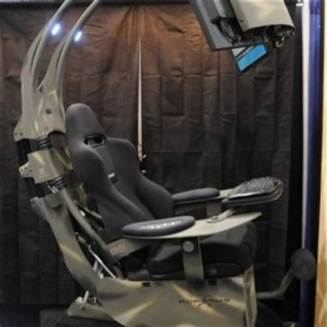 computer gaming chair with keyboard tray