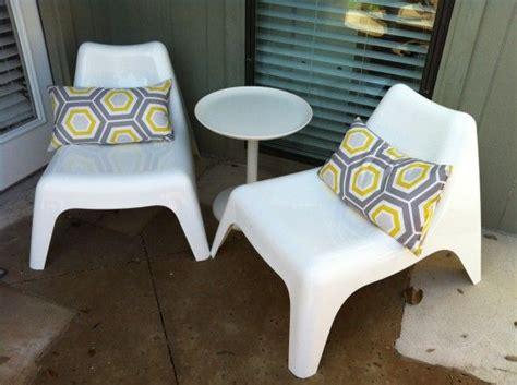 Ikea Ps Vago Easy Chair, Outdoor