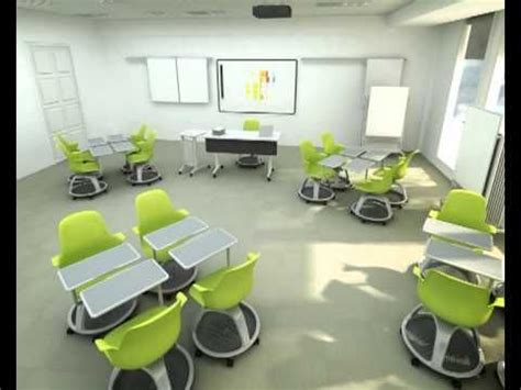 node the future of classroom chairs school