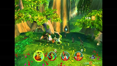 Shrek The Third (xbox 360) Game Profile