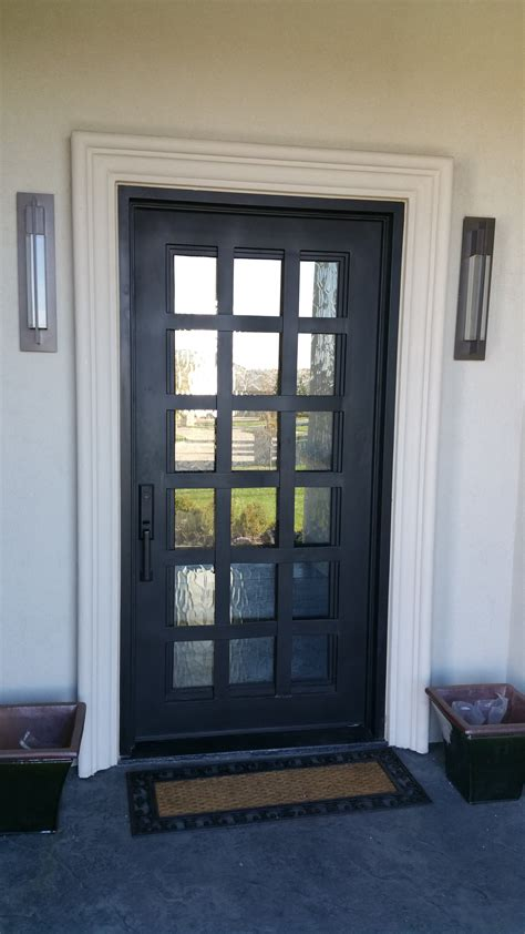 custom designs midwest iron doors