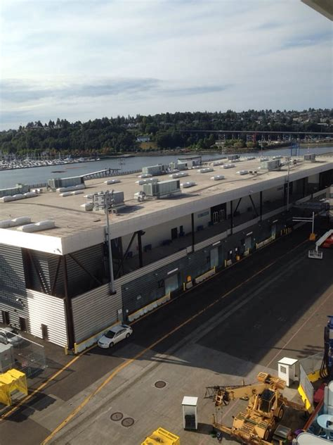 Pier 91 Cruise Ship Terminal - Tours - Seattle WA - Yelp