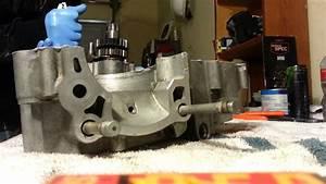 98 Kx250 Crank Installation