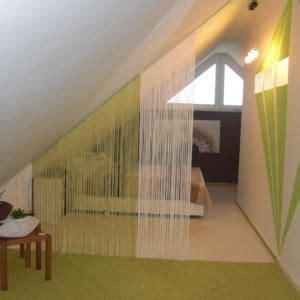 Raumteiler Dachschräge Vorhang by Nett Raumteiler F 252 R Dachschr 228 Ge Wohnung