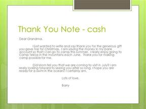 Thank You Note Wording for Graduation Gift
