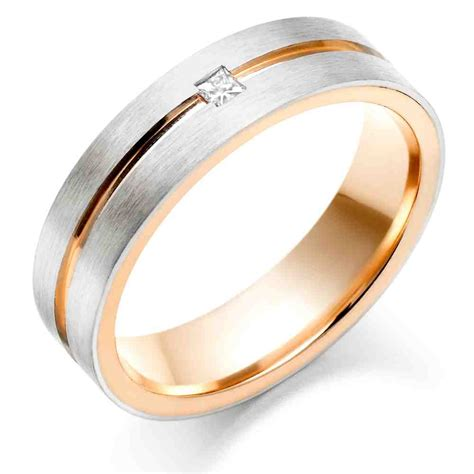 rose gold engagement rings  men wedding  bridal