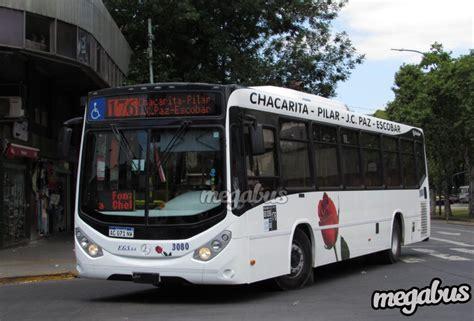 Línea 176   3080 - Megabus.ar