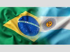 Dia da Amizade Um argentino no Brasil e uma brasileira na