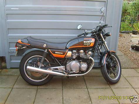 suzuki gs gallery classic motorbikes