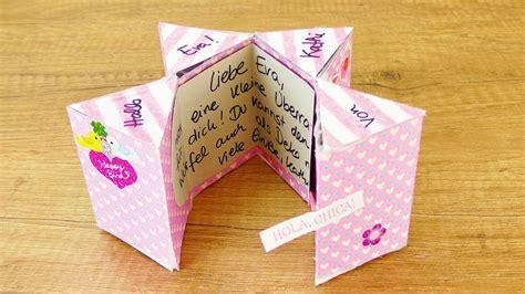 persönliches geschenk für beste freundin zum selbermachen geburtstagsgeschenke selber basteln ideen geburtstagsgeschenk 25 best ideas about geschenkideen