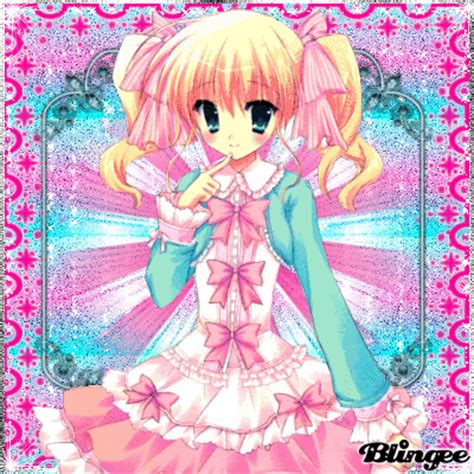 Anime At The Picture 118757582 Blingee Kawaii Anime Image 101845043 Blingee
