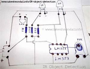 Pin By  Rakeshmondal Info On Ir Sensor Circuit