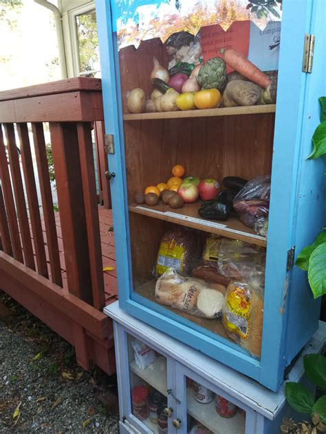 Community Cupboard by About Avalon Visions Center For Creative Spirituality In