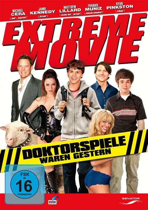 frankie muniz extreme movie extreme movie adam jay epstein andrew jacobson dvd