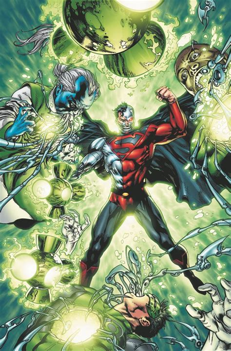 cyborg superman green lantern wiki dc comics hal green lantern corps