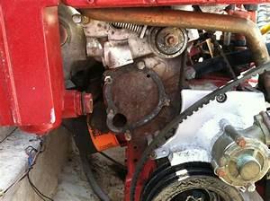 1986 Bayliner Capri Volvo Circulation Pump Problem B230