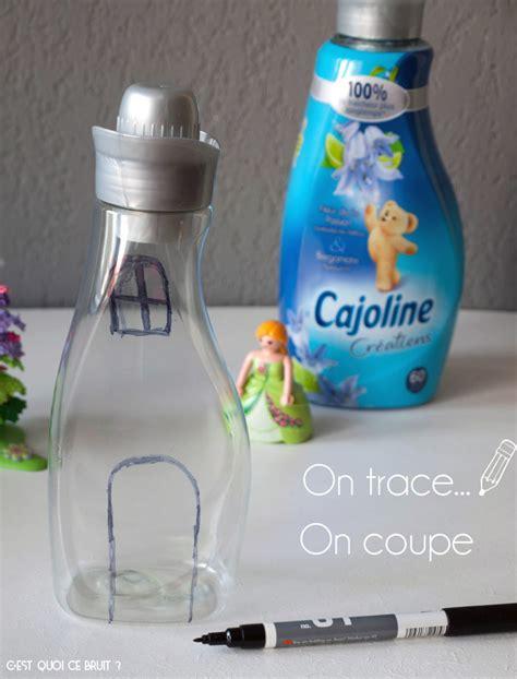 fabriquer une le avec une bouteille diy faire une maison de poup 233 es avec une bouteille