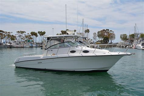 Striper Fishing Boat Names by 2005 Used Seaswirl Striper 2901 Walkaround Io Sports