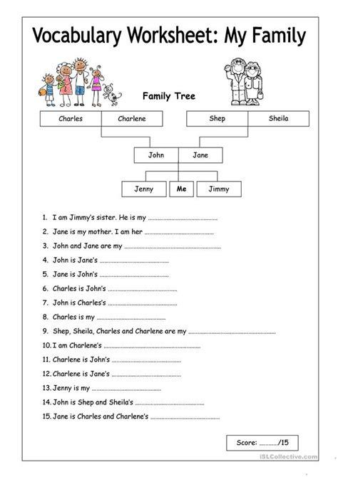 110 Free Esl Cloze Worksheets