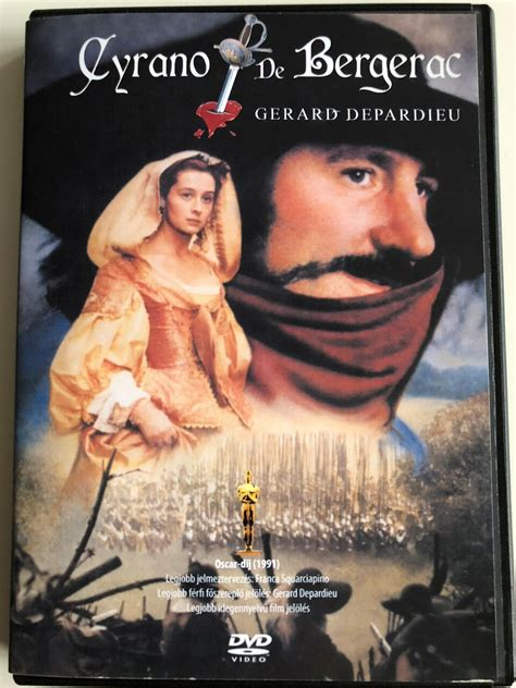 Maybe you would like to learn more about one of these? Cyrano de Bergerac DVD 1990 / Directed by Jean-Paul ...