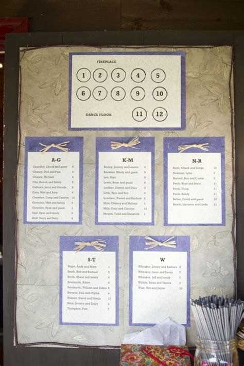 wedding reception seating chart rustic wedding seating chart ideas rustic wedding chic