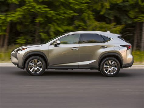 lexus suv 2016 2016 lexus nx 200t price photos reviews features