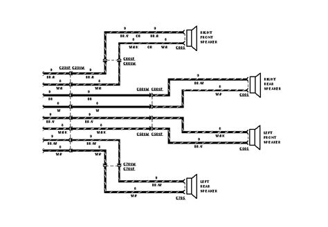 Mercury Stereo Wiring Diagram by Need Stereo Wiring Diagram For 97 Mercury Mystique It Has