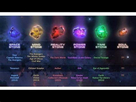infinity stones   mcu youtube