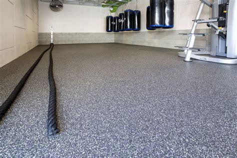 rubber tile flooring bodytech gives rubber flooring a workout eboss