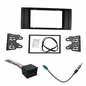 Bmw Wiring Kit : radio fascia for bmw e39 e53 2 din stereo panel dvd dash ~ A.2002-acura-tl-radio.info Haus und Dekorationen