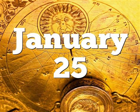 january  birthday horoscope zodiac sign  january