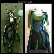 Female Loki Cosplay Avengers