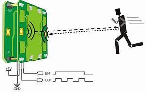 Schema Detecteur De Mouvement : d tecteur de mouvement en bande x pour robots ~ Melissatoandfro.com Idées de Décoration