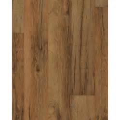 shop style selections 7 6 in w x 4 23 ft l tavern oak embossed wood plank laminate flooring at