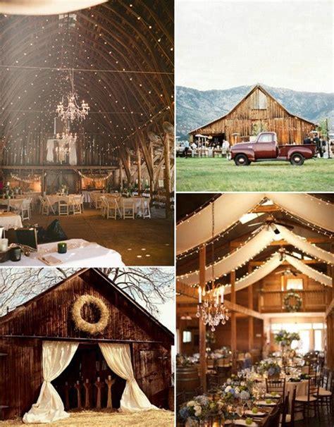 country barn wedding decoration ideas top 30 country wedding ideas and wedding invitations for fall 2015