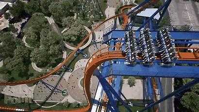 Cedar Coaster Point Ten Rides Park Amusement
