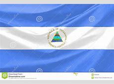 Nicaragua Flag Royalty Free Stock Photo Image 6333535