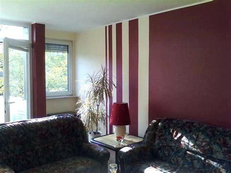 Raumgestaltung Farbe Beispiele by Wandgestaltung Mit Farbe Beispiele Streifen