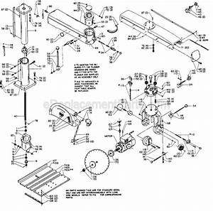 Delta 33-423 Parts List And Diagram