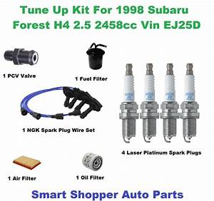Details About Tune Up Kit For 1998 Subaru Forester H4 2 5l