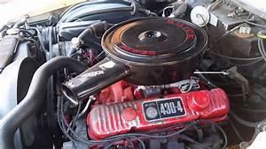 1967 Buick Riviera 430 Engine