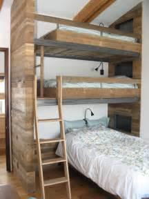 saving space and staying stylish with bunk beds