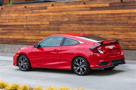 2019 Honda Civic Si Arriving At Dealerships This November