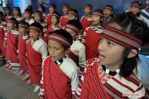 Taiwan's aboriginal Atayal ethnic kids' chorus releases ...
