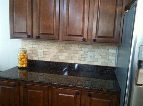 kitchen backsplash with black granite tile backsplash on granite house ideas 7712