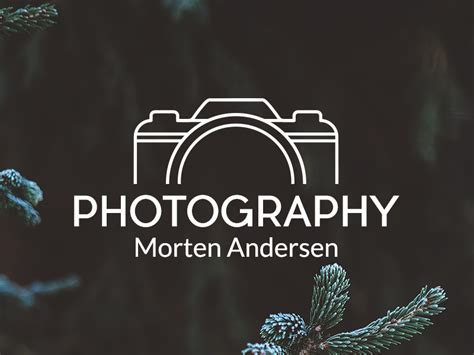 logo templates  photographers