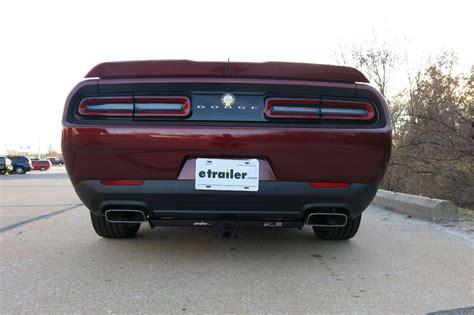 dodge challenger curt trailer hitch receiver custom