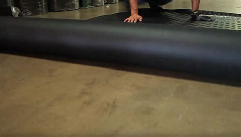 Basement Rubber Floors